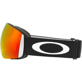Oakley Flight Deck Lunettes de protection Homme, matte black/w pritm torch iridium